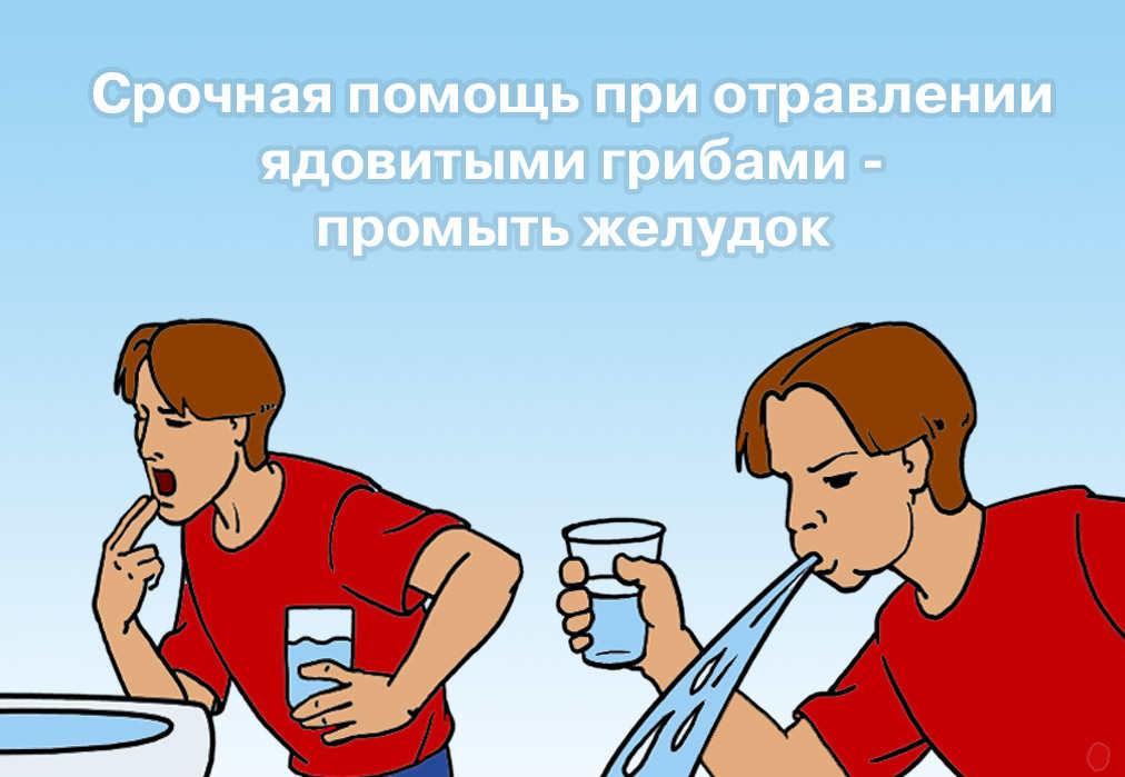 Что поможет при отравлении в домашних условиях