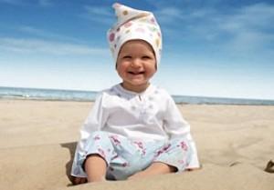 Малыш должен быть защищен от солнца