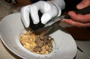 Трюфель как изысканное украшение блюда