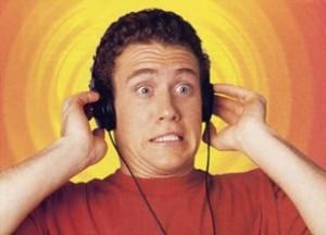 Шум в плеере повышает риск тугоухости