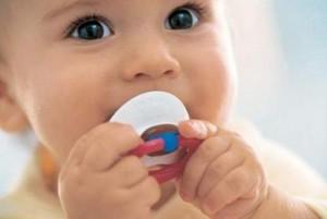 Прикус у младенцев