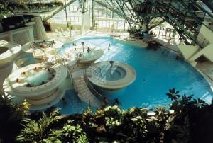 термальный курорт Aqua Dome1
