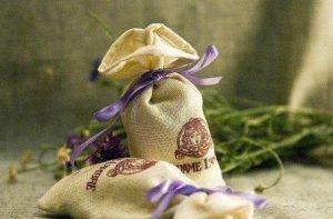 ароматные мешочки саше для хорошего сна