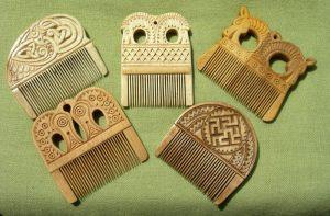 славянские гребни