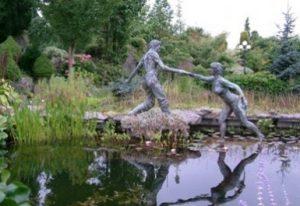 Водные сады Ады Хофман