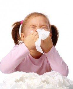 весенние простуды