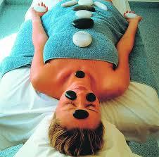 Антивозрастной стоун-массаж
