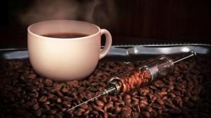 Кофе так же вызывает зависимость