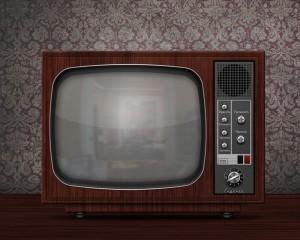 У черно-белых телевизоров была низкая частота
