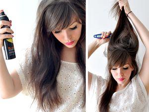 Сухой шампунь для волос2