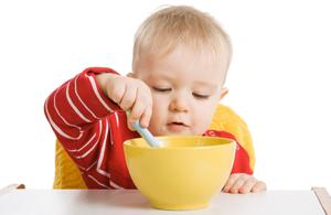 Завтрак малыша