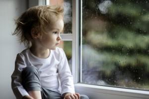 Малыши тоже чувствуют перепады погоды