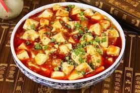 тофу входит в состав многих китайских блюд