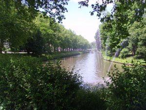 Ботанический сад Утрехта