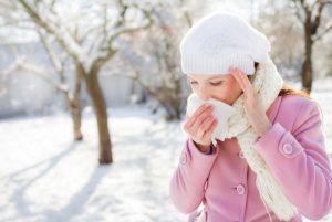 аллергия зимой1